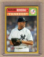 MARIANO RIVERA - 2019 Topps BROOKLYN 582 Collection Club Exclusive - SP /50 GOLD