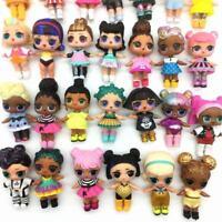 3Pcs LOL Surprise Under Wraps Glam Glitter Confetti Pop doll w/ outfit - RANDOM