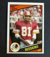 1984 Topps Football #384 Art Monk - Redskins