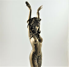 Medusa Erotic Deco Dancer Figurine Nude Female Statue Naked Ornament Sculpture