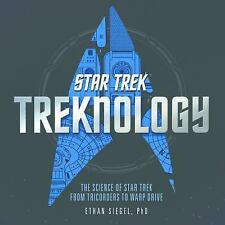 Treknology: The Science of Star Trek from Tricorders to Warp Drive (Hardback or