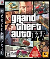 (Used) PS3 Grand Theft Auto IV  [Import Japan]((Free Shipping))