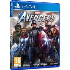 Marvel's Avengers ps4 NUOVO SIGILLATO PAL EU IN ITALIANO,disponibile da subito