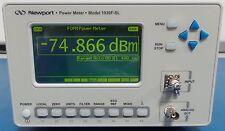 Newport 1930F-SL-FC Si Detector SC/PC Optical Power Meter