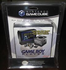 Nintendo Gamecube Gameboy Player, Brand New!