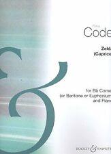 CODE ZELDA Bb CORNET & PIANO