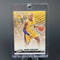 Kobe Bryant PANINI EXCLUSIVE RELEASE LAKERS GOLD CARD - SOLD OUT - IN HAND