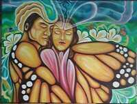 Javier Martinez Alborada Oil on Canvas 30X40 Cuban Art