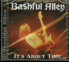 Bashful Alley Its About Time CD new it's High Vaultage NOT BOOTLEG