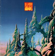 YES 1999 THE LADDER TOUR CONCERT PROGRAM BOOK / JON ANDERSON / NM 2 MINT
