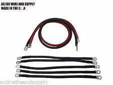 # 1 Awg HD Golf Cart Battery Cable 7 pc DS IQ SET   U.S.A MADE