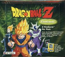 Dragon Ball Z FilmCards Trading Card Box 24ct Sealed