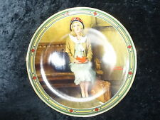 Collector's Plate- Norman Rockwell 'A Young Girl's Dream'
