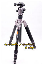 MeFoto RoadTrip A1350Q1 Aluminium Tripod Monopod Kit Ti * EXPRESS SHIP