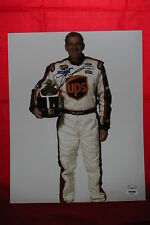 DALE JARRETT Signed NASCAR RACING 11X14 AUTOGRAPHED Photo1 PSA CERTIFIED TICKET