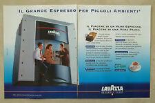 C284-Advertising Pubblicità-1998- CAFFE' LAVAZZA ESPRESSO POINT