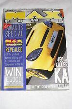 Max Power December 1998/Ford KA/Astra GTE MK2/Escort Cosworth/Lancia Integrale