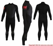 N.C.W. Full winter steamer 5/3 surf wetsuit. GBS hot melt taped seams. Any Size