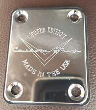 Custom Shop Gitarre Halsplatte für Fender Telecaster oder Stratocaster