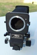 Nikon PB-6 makrobalg in goede staat