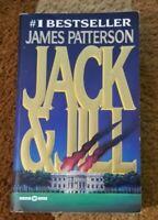 JACK & JILL An Alex Cross Thriller JAMES PATTERSON Book #3 Nonstop Nightmare