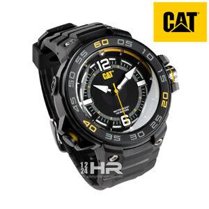 Men's Caterpillar CAT 45mm Black Watch P3.160.21.137
