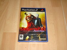 DEVIL MAY CRY 3 SPECIAL EDITION DE CAPCOM PARA LA SONY PS2 NUEVO PRECINTADO