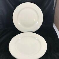 "Pair of Vintage Restaurant Ware VENTURA CHINA 9-3/4"" Dinner Plates"