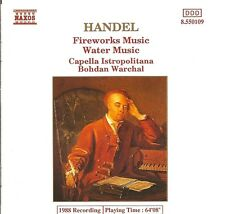 Handel - Music for the Royal Fireworks • Water Music