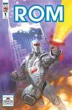 ROM #1 Starbase 1552 Comics exclusive Dave Dorman Cover! Ltd. to 800!