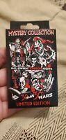 Universal Studios Halloween Horror Nights Icon 30 Years 30 Fears Mystery Pins1-7