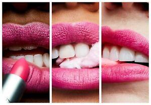 Quality Mc  Retro  Matte Lipstick Bright Pink  Lipstick