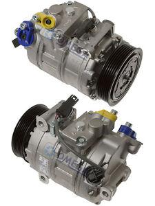 New AC A/C Compressor Fits: 2008 2009 2010 2011 2012 2013 BMW 328i L6 3.0L DOHC