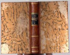BIBLIOTHEQUE UNIVERSELLE DES ROMANS AOUT + SEPTEMBRE 1780 LITTERATURE XVIe