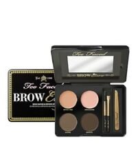 Too Faced Brow Envy Kit Palette to shape and define Brows Set NEW AUTH