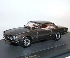 Matrix Scale Models, Fiat 2500 SS Moretti Coupe, grau, 1962, 1/43