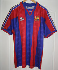 Camiseta Kappa Barcelona 1995 - 1996 PLAYER ISSUE shirt Ronaldo 9 match jersey