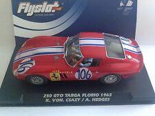 FLYSLOT FERRARI 250 GTO TARGA FLORIO 1963 #106 - NEW!!