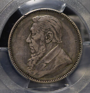 South Africa 1894 Shilling PCGS VF35 PC0525 combine shipping
