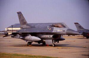 Original colour slide F-16C 84295/HR of 50 FW USAF