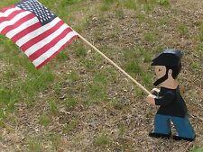 Union Solder Flag holder