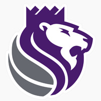 Sacramento Kings Alternate Logo NBA DieCut Vinyl Decal Sticker Buy 1 Get 2 FREE