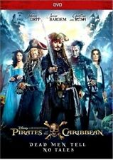 NEW: Pirates of the Caribbean: Dead Men Tell No Tales (DVD, 2017)-SHIPS ON 10-03