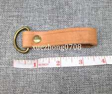 NEW  WWII  GERMAN OFFICERS BELT LOOP AND D-RING