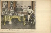 Actress Sarah Bernhardt - L'Aiglon c1900 French Issued Postcard