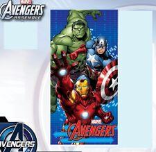 toalla de playa niño Avengers- toalla de baño Avengers