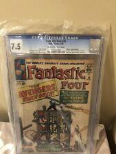 Fantastic Four 26 CGC 7.5