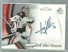 2005-06 SP Authentic Sign of the Times #RM Ryan Miller (ref48607)