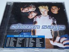 SIMON SAYS - Jump Start - VG+ (CD)