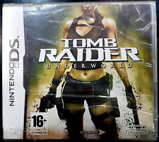 TOMB RAIDER: UNDERWORLD NINTENDO DS 2010 -PAL-